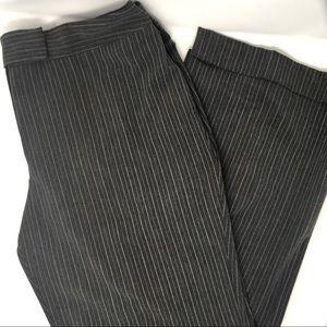 Venezia Lane Bryant Plus Size Gray Dress Pants